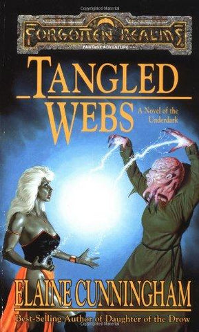 Tangled Webs (Forgotten Realms: Starlight and Shadows, Book 2): Elaine Cunningham: 9780786906987: Books