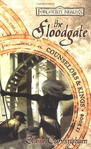 The Floodgate (Forgotten Realms: Counselors & Kings, Book 2): Elaine Cunningham: 9780786918188: Books