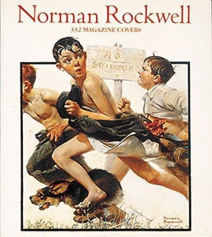 Norman Rockwell: 332 Magazine Covers: Christopher Finch, Norman Rockwell: 0735738040966: Books