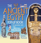 The Ancient Egypt Pop-up Book: In Association with the British Museum: James Putnam: 9780789309853: Books