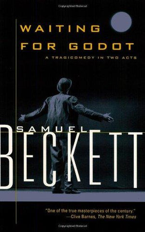 Waiting for Godot: A Tragicomedy in Two Acts (9780802130341): Samuel Beckett: Books