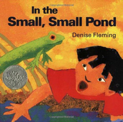 In the Small, Small Pond (9780805059830): Denise Fleming: Books