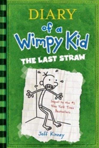 Diary of a Wimpy Kid: The Last Straw (Book 3): Jeff Kinney: 9780810970687: Books