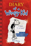Diary of a Wimpy Kid, Book 1: Jeff Kinney: 9780810993136: Books