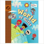 A World of Girls (Journey Books, Brownie 3): Anne Marie Welsh: 9780884417507: Books