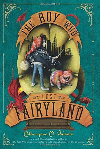 The Boy Who Lost Fairyland (9781250073327): Catherynne M. Valente, Ana Juan: Books