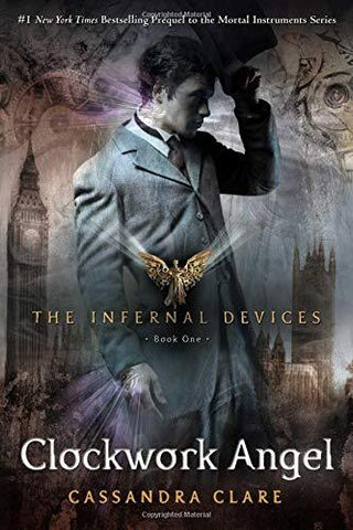 Clockwork Angel (The Infernal Devices) (9781416975861): Cassandra Clare: Books
