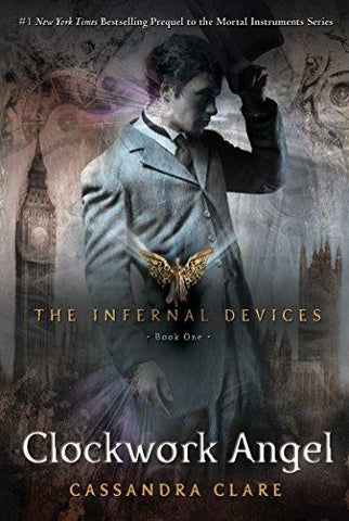 Clockwork Angel (Infernal Devices, Book 1) (The Infernal Devices) (9781416975878): Cassandra Clare: Books