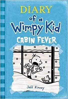 Cabin Fever (Diary of a Wimpy Kid #6): Jeff Kinney: 9781419702969: Books
