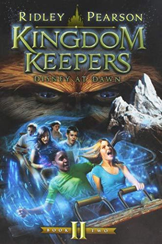 Kingdom Keepers II: Disney At Dawn: Ridley Pearson: 9781423103653: Books