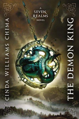 The Demon King (A Seven Realms Novel) (9781423121367): Cinda Williams Chima: Books