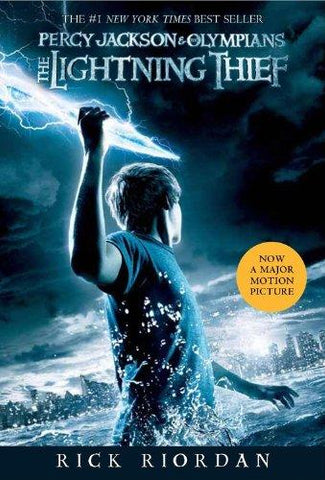 The Lightning Thief (Movie Tie-in Edition) (Percy Jackson and the Olympians): Rick Riordan: 9781423134947: Books