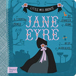 Jane Eyre: A BabyLit® Counting Primer (BabyLit Primers) (9781423624745): Jennifer Adams, Alison Oliver: Books