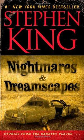 Nightmares & Dreamscapes: Stephen King: 9781439102565: Books