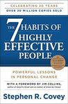 The 7 Habits of Highly Effective People: Powerful Lessons in Personal Change: Stephen R. Covey: 8601419641499: Books