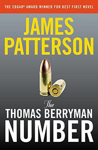 The Thomas Berryman Number (9781455561605): James Patterson: Books