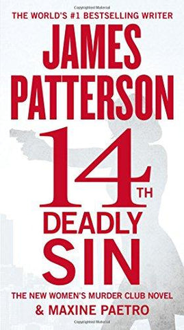 14th Deadly Sin (Women's Murder Club) (9781455584987): James Patterson, Maxine Paetro: Books
