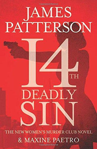 14th Deadly Sin (Women's Murder Club) (9781455584994): James Patterson, Maxine Paetro: Books