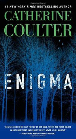 Enigma (21) (An FBI Thriller) (9781501138102): Catherine Coulter: Books