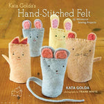 Kata Golda's Hand-Stitched Felt: 25 Whimsical Sewing Projects: Kata Golda, Frank White: 9781584797982: Books