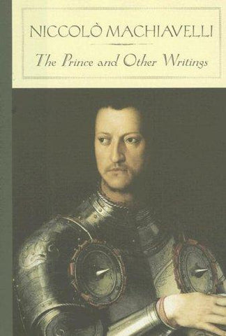 The Prince and Other Writings (Barnes & Noble Classics): Niccolo Machiavelli, Wayne A. Rebhorn, Wayne Rebhorn: 9781593083281: Books