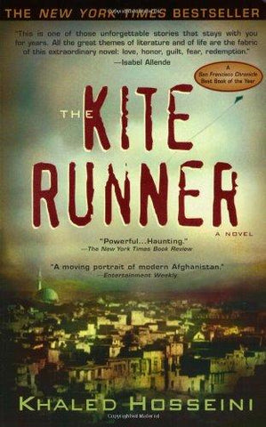 The Kite Runner: Khaled Hosseini: 8601406534407: Books