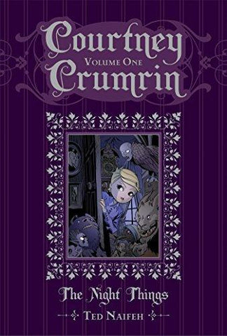 Courtney Crumrin Volume 1: The Night Things Special Edition (9781934964774): Ted Naifeh: Books