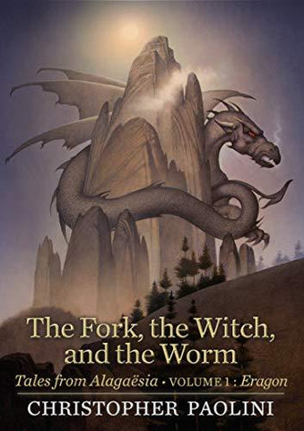 The Fork, the Witch, and the Worm: Tales from Alagaësia (Volume 1: Eragon) (9781984894861): Christopher Paolini: Books