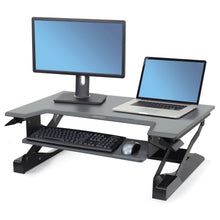 Load image into Gallery viewer, Ergotron® WorkFit-T Standing Desk Converter