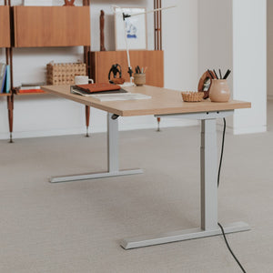 Upside Sit-to-Stand Table