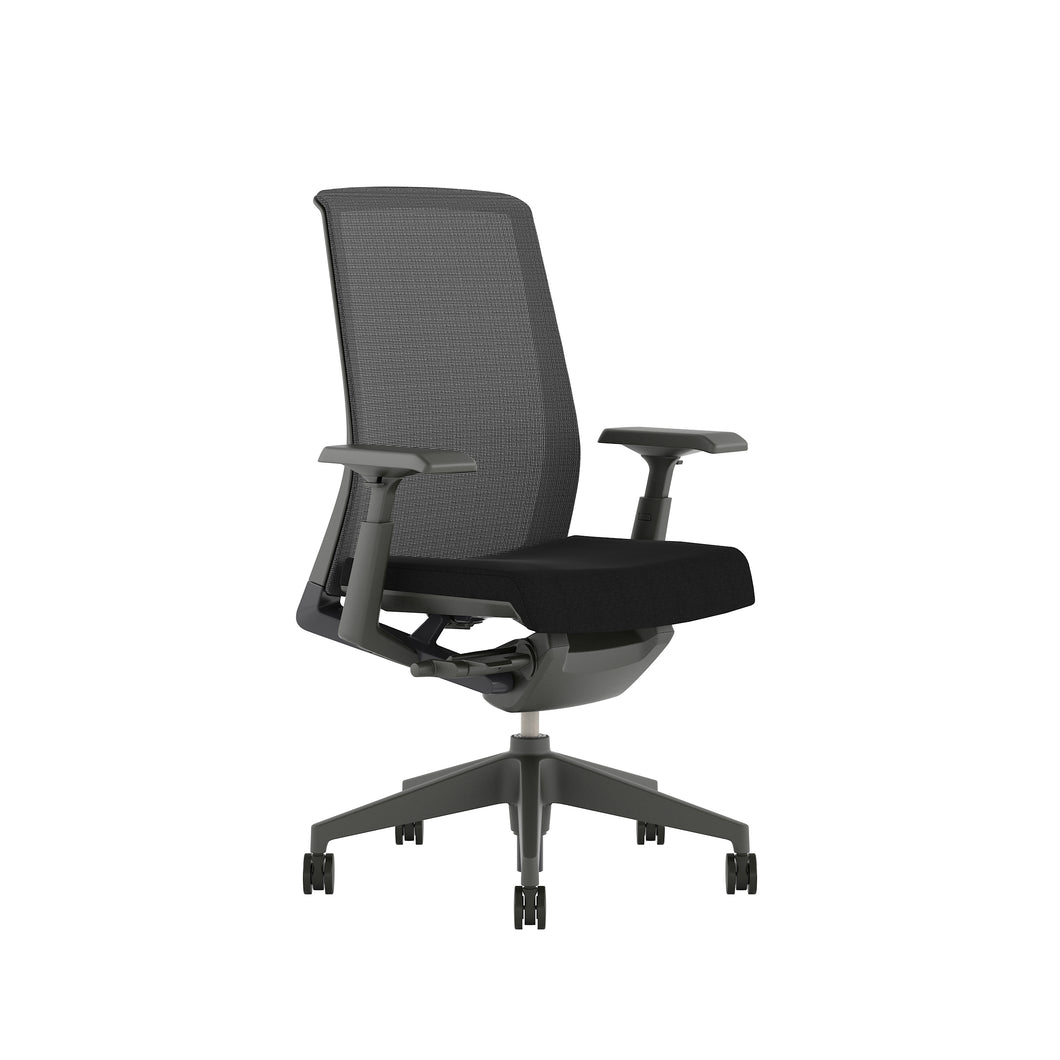 Very Office Chair with Height Adjustable Arms