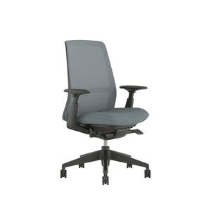 Soji Office Chair with Height Adjustable Arms