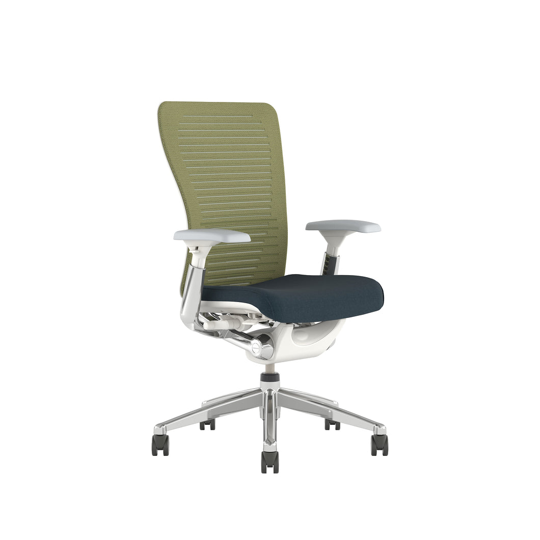 Zody Digital Knit Office Chair with Height Adjustable Arms