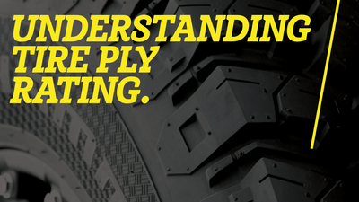Understanding Tire Ply Rating