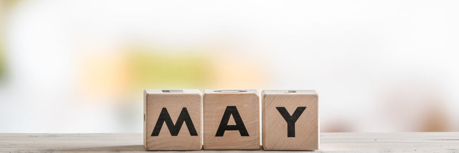 It's Gonna Be May || Mother's Day + Gift Cards