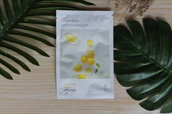 Innisfree 3D Sheet Mask