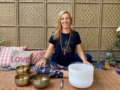 Yoga in Isolation Part 3 - Crystal Singing Bowl Vibes