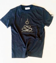 Load image into Gallery viewer, Hemp Eco Printed Buddha T-Shirt
