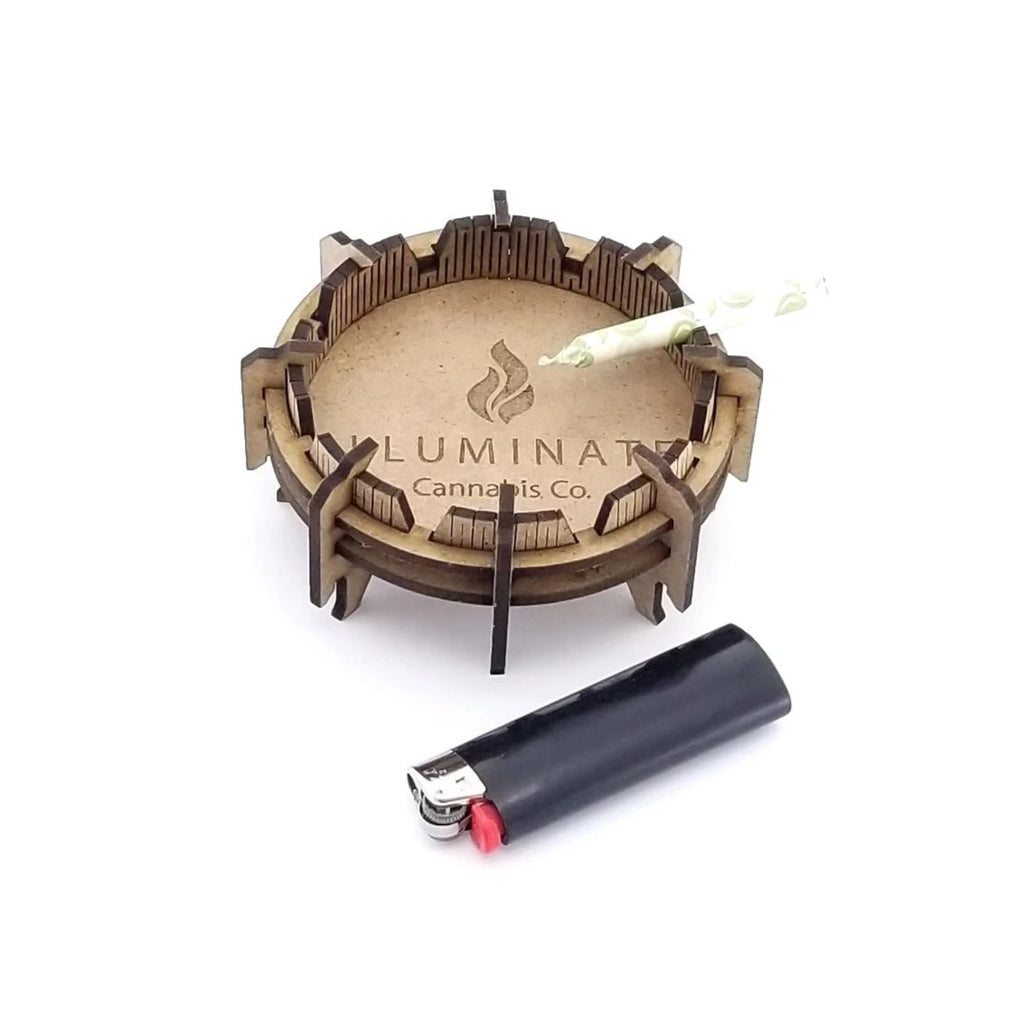 Laser Cut Ash Tray Kit