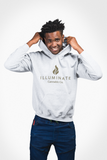 Lightweight Pullover Hooded Sweatshirt
