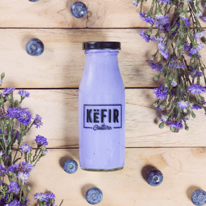 Blueberry Kefir