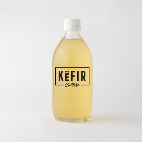 Blueberry Kefir'ade (Probiotic Kefir Lemonade)