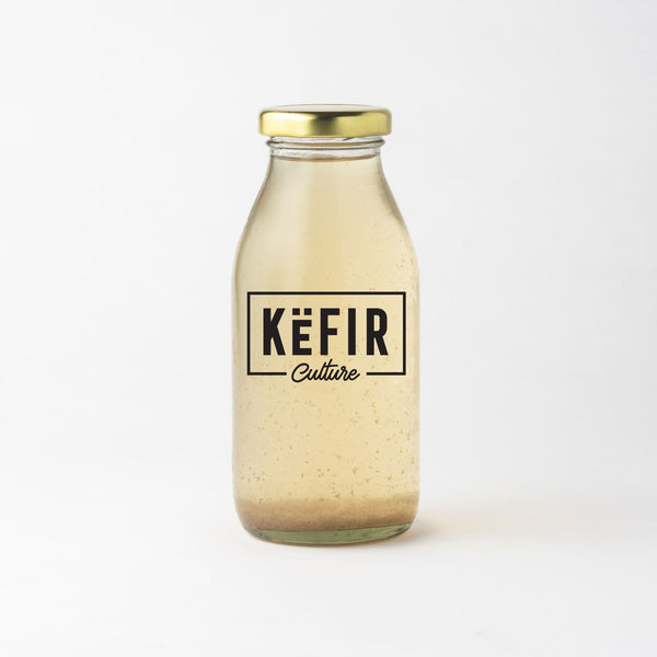 Raspberry Kefir'ade (Probiotic Kefir Lemonade)