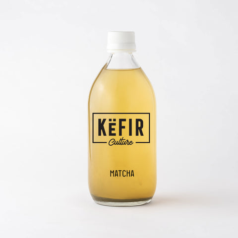 Matcha Kefir- Pack of 3