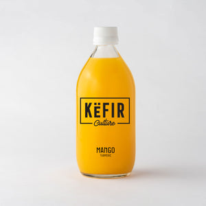 Mango Turmeric Water Kefir- Pack of 3