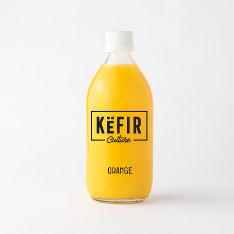 Orange Juice Kefir- Combo Pack