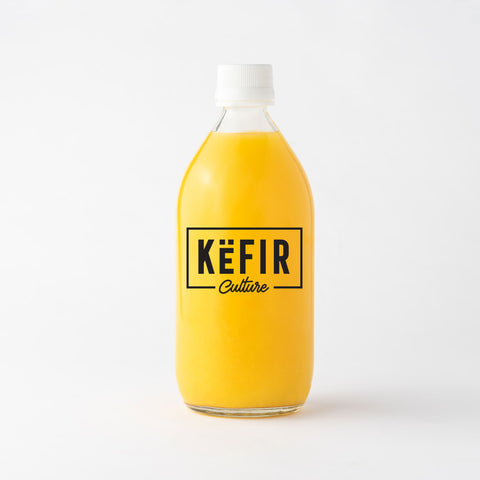 Orange Juice Kefir