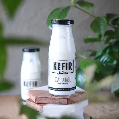 Natural Kefir (Sugar Free)