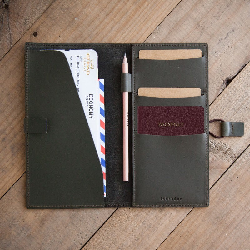Labrador Passport Case M