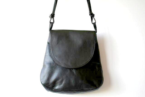 motoring bag - black